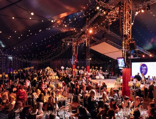 Charity Event at the Bloomsbury Big Top